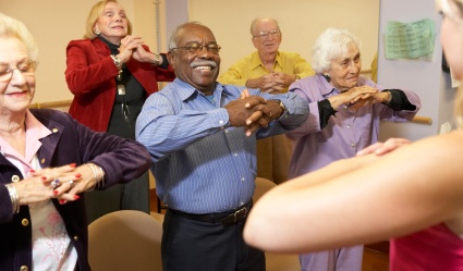 Group Activities for Seniors